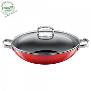 Silit - Passion Energy Red Wok 7,0 L