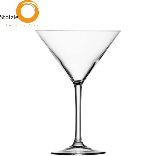 Stolzle Lausitz Bar Liqueur kieliszki do Martini, koktajli, drinków 240 ml 6 szt